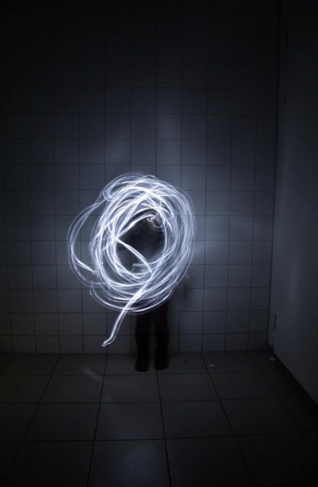 teken met licht2