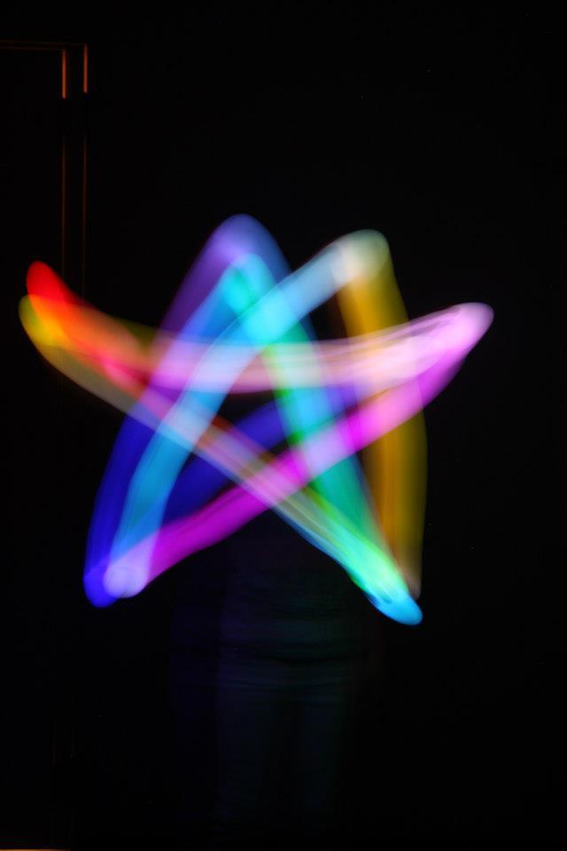 teken met licht4